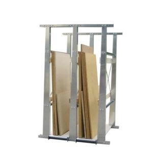 Rack à panneaux vertical