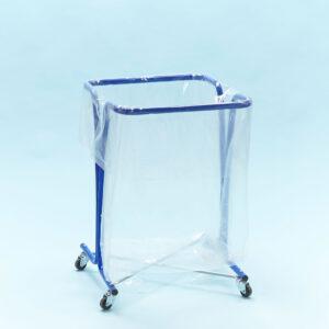 Support sac poubelle 240 litres