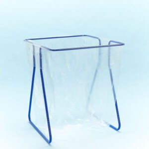 Supports sac poubelle 1000 litres