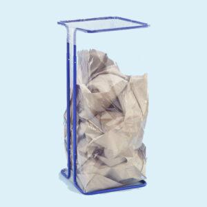 Support sac poubelle 400 litres