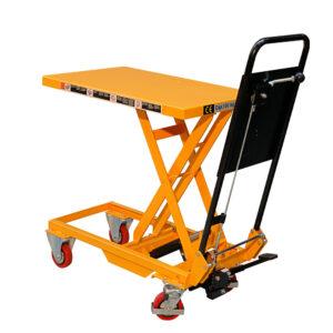 Table élévatrice manuelle de 150 à 1000 kg
