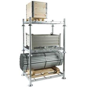 Lot de tubes pour manurack 1340 mm