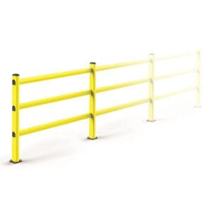 Barrière de protection légère