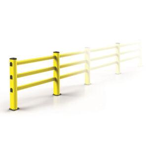 Barrière de protection lourde