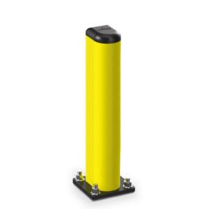 Poteau de protection en PVC