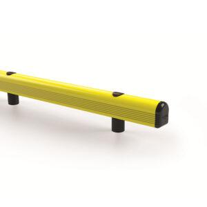 Rail de protection léger